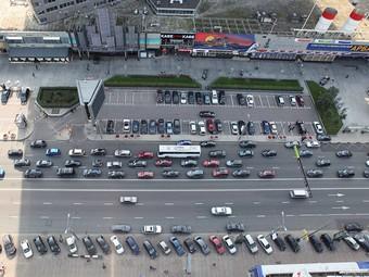 Автопарк в России достигнет европейского уровня через четверть века