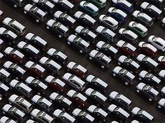 На одну тысячу россиян приходится 233 автомобиля