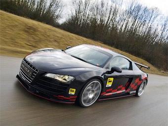 Ателье MTM превратило Audi R8 в 560-сильный заднеприводный суперкар