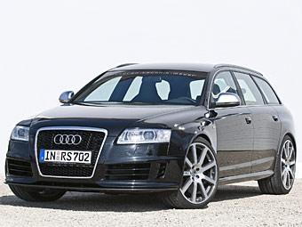 Немецкие тюнеры подготовили 702-сильную версию Audi RS6 Avant