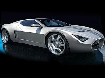Новый суперкар Ford станет гибридом