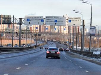 На безопасность подмосковных дорог потратят миллиард рублей