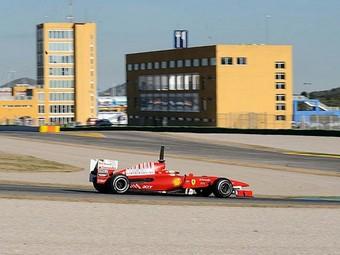 Опубликовано расписание зимних тестов Формулы-1
