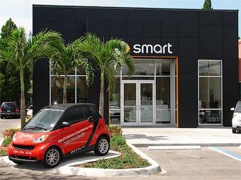 """Daimler решил не выпускать совместный с """"Ниссаном"""" новый хэтчбек Smart"""