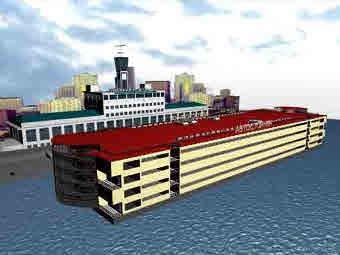 Санкт-Петербургу предложили построить водные парковки