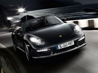 Компания Porsche сделала спорткары Boxster S чернее и мощнее