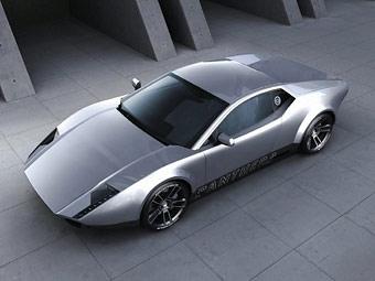 Немецкий дизайнер возродит марку De Tomaso