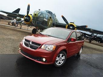 Рассекречен рестайлинговый минивэн Dodge Grand Caravan