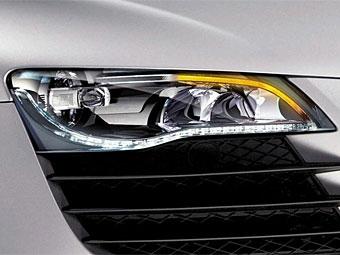 В Европе фары дневного света станут обязательными для всех автомобилей
