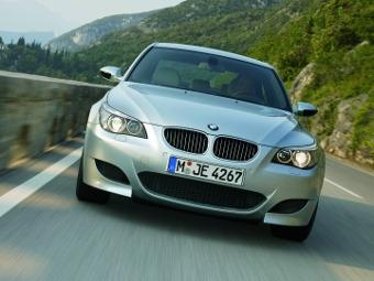 Компания BMW завершила производство модели M5