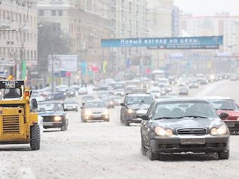 Московских водителей попросили на один день отказаться от автомобилей