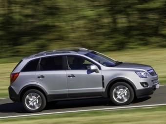 Названы сроки появления обновленного кроссовера Opel Antara в России