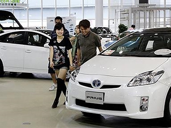 Импорт новых автомобилей из Японии в Россию сократился в восемь раз