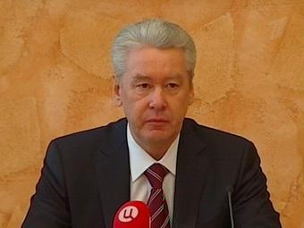Собянин предложил упростить оформление ДТП