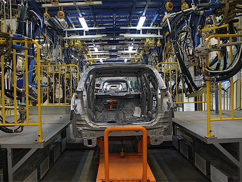 Для российских автозаводов ужесточат режим промсборки