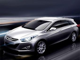 """Hyundai предложит европейцам """"Сонату"""" с кузовом универсал"""