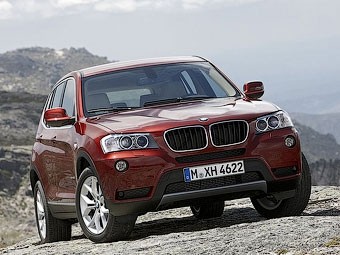 Новый BMW X3 будут выпускать в России