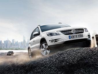 Обновленный VW Tiguan и открытый Golf покажут в Женеве