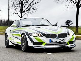 В Женеву привезут сверхэкономичную версию BMW Z4