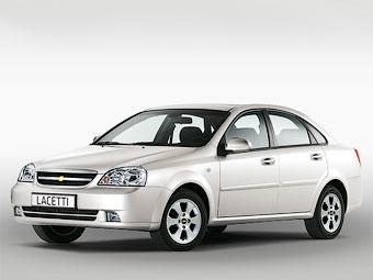 Калининградский Chevrolet Lacetti включили в утилизационную программу