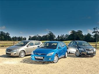 """Альянс Hyundai-Kia обогнал """"Тойоту"""" по продажам в Европе"""