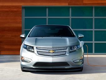 General Motors выпустит 40 тысяч автомобилей Chevrolet Volt до конца 2012 года