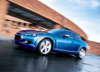 Mazda собирается отозвать все выпущенные спорткупе Mazda RX-8
