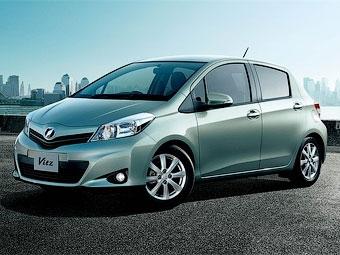 В Японии дебютировал хэтчбек Toyota Yaris нового поколения
