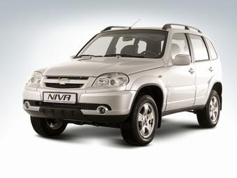 Внедорожники Chevrolet Niva подорожали во второй раз в 2011 году