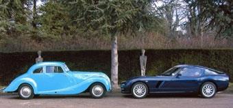 Автомобилям Bristol исполнилось шестьдесят лет