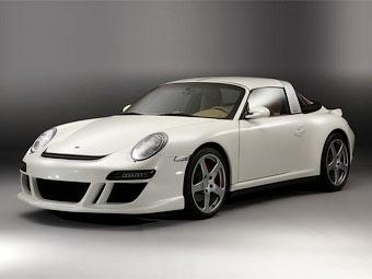 Ателье RUF превратило спорткар Porsche 911 в таргу