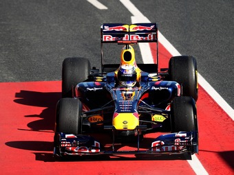 Марка Infiniti стала титульным спонсором команды Red Bull