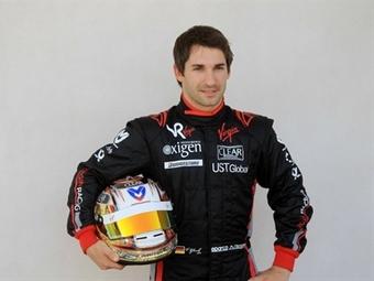 Немецкий гонщик отказался от места Виталия Петрова