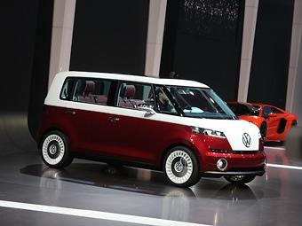 Volkswagen разработал молодежный компактвэн