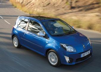 Renault представит электро-хэтчбек Twingo в 2014 году