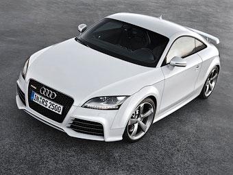 Audi сделает самое мощное купе TT еще мощнее