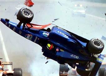 """""""Формулу"""" защитят от столкновений на трассе"""