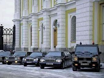 ФСО покажет на выставке автомобили руководства СССР