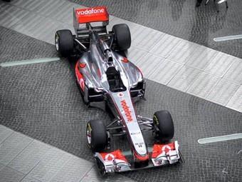 """Мартин Брандл назвал новый болид McLaren """"неуправляемым хламом"""""""