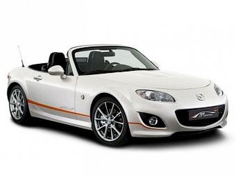 Mazda отметила победу в гонках 20-летней давности спецверсией MX-5