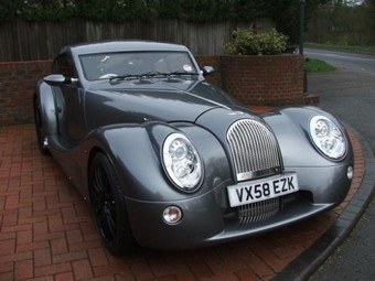 Ведущий Top Gear продаст купе Morgan за 100 тысяч фунтов стерлингов
