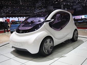 Вместо Tata Nano в Европе будут продавать другой компакт-кар