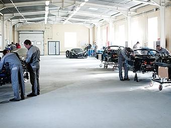 Компания Marussia купила землю под автозавод в Бельгии