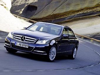 Все новые Mercedes-Benz C-Class станут гибридами