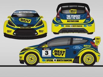 Экс-чемпион WRC примет участие в американском чемпионате по ралли-кроссу