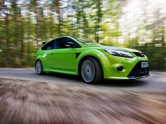 Названы самые популярные цвета автомобилей Ford в России
