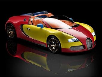 Датчане объявили конкурс на самый уродливый Bugatti Veyron