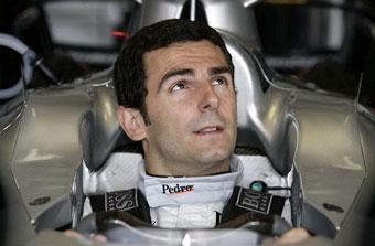 Педро де ла Роса сменит Монтойю в команде McLaren до конца сезона