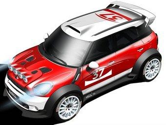 Компания MINI подтвердила возвращение в чемпионат мира по ралли