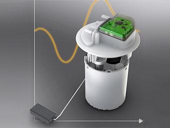 Фирма Continental разработала топливный насос нового поколения